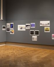 Pleasant Island Installation view, State Library NSW