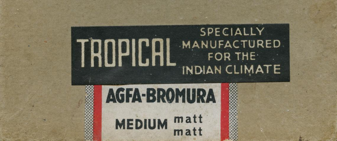 CROPPED Agfa specially manufactured for the Indian climate