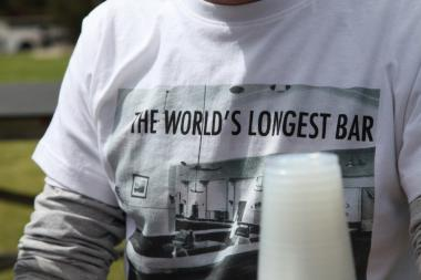 The World's Longest Bar